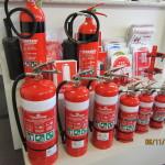 Fire Equipment servicing
